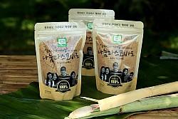 유기농 비정제설탕 나눔마스코바도 (3개묶음)